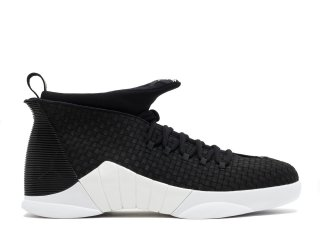 "Meilleures Air Jordan 15 Retro ""Wvn Psny Friends And Family"" Noir Blanc (fa17mnjdls123781485)"