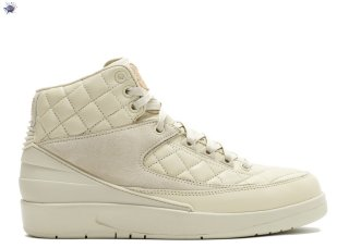 "Meilleures Air Jordan 2 Retro Just Don ""Don C Beach"" Beige (834825-250)"