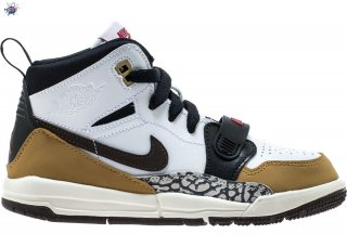 "Meilleures Air Jordan Legacy 312 ""Rookie Of The Year"" Ps Blanc Marron (at4047-102)"