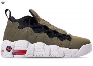 "Meilleures Air More Money (Gs) ""Medium Olive"" Olive (ah5215-200)"