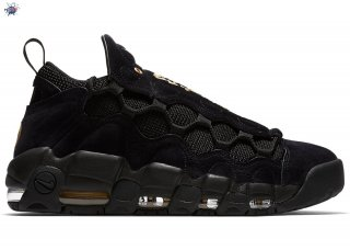 Meilleures Air More Money Lunar New Year (2018) Noir (ao9383-001)