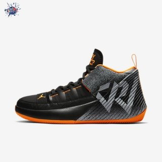 Meilleures Jordan Why Not Zer0.1 Chaos Pf Noir Orange (bv5499-008)
