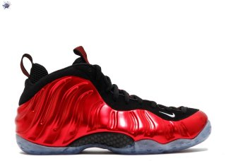 "Meilleures Nike Air Foamposite One ""2017 Release"" Rouge Blanc Noir (314996-610)"