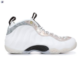 Meilleures Nike Air Foamposite One Blanc (aa3963-101)