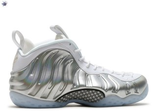 Meilleures Nike Air Foamposite One Blanc Argent (aa3963-100)