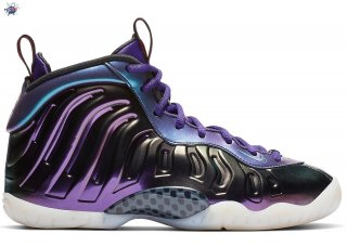 "Meilleures Nike Air Foamposite One (Gs) ""Iridescent Pourpre"" Pourpre (644791-602)"