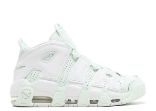 "Meilleures Nike Air More Uptempo ""Mint"" Menthe Blanc (917593-300)"