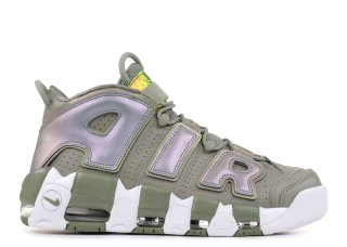 Meilleures Nike Air More Uptempo Olive (917593-001)