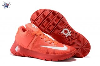 Meilleures Nike KD Trey 5 IV Orange Blanc