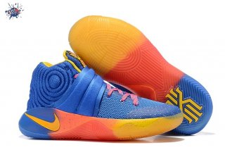 "Meilleures Nike Kyrie Irving II 2 ""Chicago"" Bleu Orange"