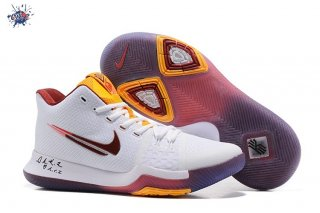 "Meilleures Nike Kyrie Irving III 3 ""Flip The Switch"" Blanc"