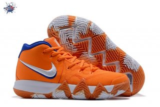 Meilleures Nike Kyrie Irving IV 4 Orange