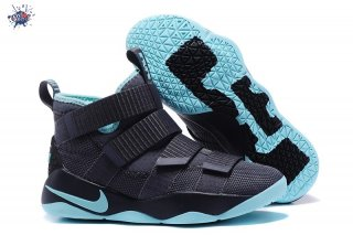 "Meilleures Nike Lebron Soldier XI 11 ""Igloo"" Gris"
