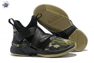 Meilleures Nike Lebron Soldier XII 12 Sfg Camo Black