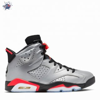 "Meilleures Air Jordan 6 ""Reflections Of A Champion"" Argent (CI4072-001)"