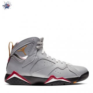 "Meilleures Air Jordan 7 ""Reflections Of A Champion"" Argent (BV6281-006)"