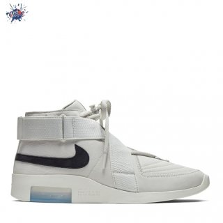 "Meilleures Nike Air Fear Of God Raid ""Light Bone"" Blanc (AT8087-001)"