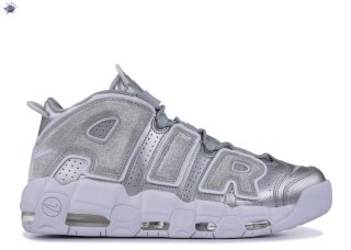 Meilleures Nike Air More Uptempo Woman Blanc (917593-003)