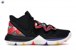 Meilleures Nike Kyrie V 5 Chinese New Year 2019 Kid Noir (AO2919-010)