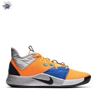 "Meilleures Nike PG 3 ""Nasa"" Total Orange (CI2666-800)"