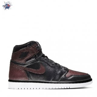 "Meilleures Air Jordan 1 High Femme Og ""Fearless"" Marron (CU6690-006)"