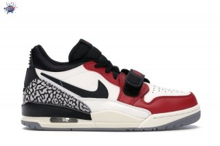 "Meilleures Air Jordan Legacy 312 Low ""Chicago"" Blanc Rouge (CD7069-106)"