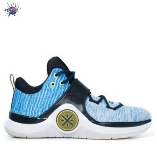 "Meilleures Li Ning Way Of Wade 6 ""Skyline"" Bleu (ABAM089-30)"