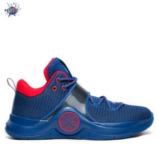"Meilleures Li Ning Way Of Wade 6 ""Veterans Day"" Bleu (ABAM089-64)"