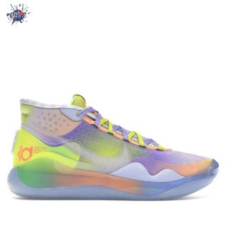 "Meilleures Nike KD XII 12 ""Eybl Nike Nationals"" Multicolore (CK1201-900/CK1200-900)"