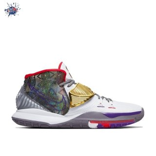 "Meilleures Nike Kyrie Irving VI 6 Preheat ""Houston"" Multicolore (CN9839-100)"
