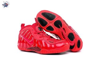 Meilleures Nike Air Foamposite Rouge