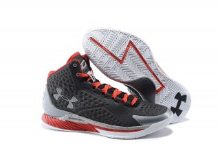 Meilleures Under Armour Curry 1 Gris