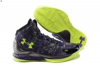 Meilleures Under Armour Curry 1 Pourpre