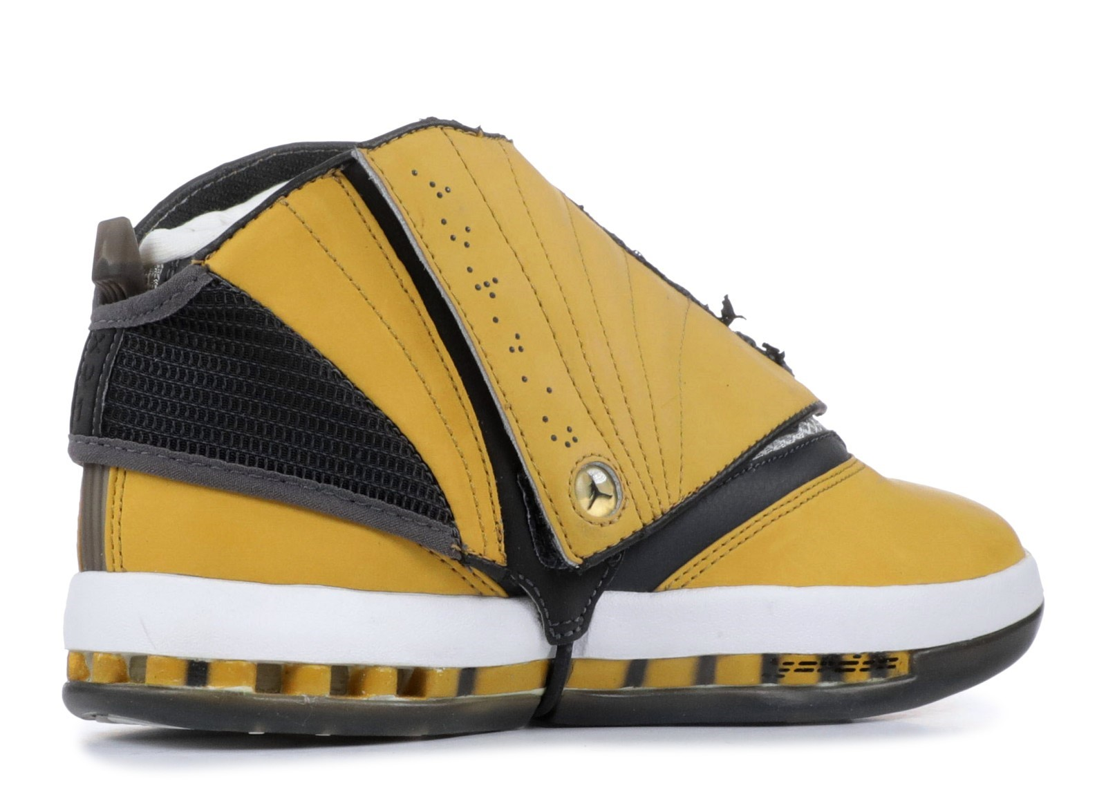 Meilleures Air Jordan 16 + Q Gs Marron (834030-701)